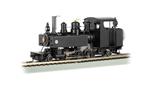Bachmann 29505 On30 Baldwin Class 10 Trench Engine 2-6-2T WowSound and DCC Spectrum Painted Unlettered