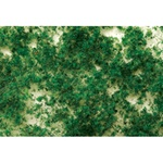 Bachmann 32605 SceneScapes Medium Foliage Medium Green