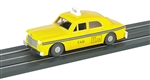 Bachmann 42728 O Powered Sedan E-Z Street Taxi
