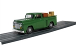 Bachmann 42735 O Operating Pickup Truck E-Z Streets Green
