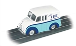 Bachmann 42737 O Operating Delivery Van 3-Rail Williams E-Z Street Chilly's Ice