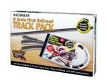 BAC44896 Bachmann Industries N Worlds Grst Hobby Trk Pk 160-44896