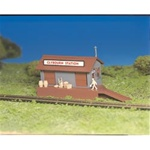 BAC45171 Bachmann Industries HO Freight Station Kit 160-45171