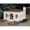 Bachmann 45609 O Plasticville U.S.A. Classic Kits Police Station w/Police Car