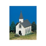 "Bachmann 45815 N Country Church w/Figure 3-1/4 x 2-1/2"" 8.3 x 6.4cm 160-45815"