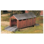 Bachmann 45992 O Plasticville U.S.A. Classic Kits Covered Bridge 160-45992