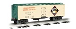 Bachmann 47464 O 40' Reefer 3-Rail Williams Amherst Brewing Company