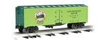 Bachmann 47465 O 40' Reefer 3-Rail Ready to Run Williams Kennebec Brewing 160-47465