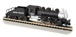 Bachmann 50561 N USRA 0-6-0 Switcher w/Slope-Back Tender Standard DC Union Pacific #4425