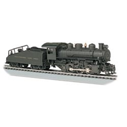 Bachmann 50612 HO USRA 0-6-0 Switcher w/Slope-Back Tender Standard DC Baltimore & Ohio