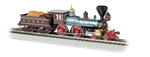 BAC51004 Bachmann Industries HO 4-4-0 Am DCC Ready W&A Tx 160-51004