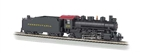 BAC51528 Bachmann Industries HO 2-6-2 Prairie w/Smoke & Tender, PRR #2765