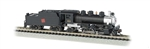 BAC51563 Bachmann Industries N 2-6-2 w/Tender CN #613 160-51563