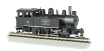 BAC52103 Bachmann Industries HO 0-6-0 DCC Midwest Quarry 160-52103
