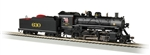 Bachmann 57901 HO 2-8-0 Consolidation Sound and DCC Sound Value Southern Railway 630