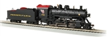 Bachmann 57902 HO 2-8-0 Consolidation Sound and DCC Sound Value Pennsylvania 7748 Tuscan 160-57902