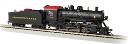 Bachmann 57902 HO 2-8-0 Consolidation Sound and DCC Sound Value Pennsylvania #7748