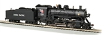 Bachmann 57904 HO 2-8-0 Consolidation Sound and DCC Sound Value Union Pacific 730 graphite 160-57904