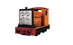 Bachmann 58603 HOn30 Narrow Gauge 0-4-2T Standard DC Thomas & Friends Skarloey Railway Rusty