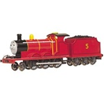Bachmann 58743 HO James The Red Engine - Thomas & Friends #5
