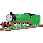 Bachmann 58745 HO Henry the Green Engine Thomas & Friends #3 Moving Eyes 160-58745