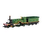 Bachmann 58748 HO Thomas & Friends Emily the Engine Green