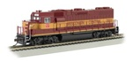 BAC61712 Bachmann Industries HO EMD GP38-2 WC #2001 160-61712