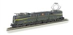 Bachmann 65307 HO GG1 Electric w/Sound & DCC Pennsylvania #4829 Brunswick Green Yellow Feathered Stripes 160-65307