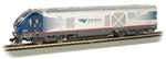 Bachmann 67901 HO Siemens SC-44 Charger WowSound and DCC Amtrak Midwest 4618