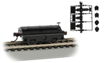 BAC74405 Bachmann Industries HO Test Weight Car black 160-74405
