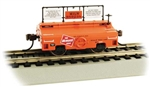 Bachmann HO 74407 Scale Test Weight Car Milwaukee Road 980238