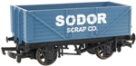 Bachmann 77003 HO Scrap Wagon Thomas and Friends