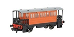 Bachmann 77028 HO Thomas & Friends Rolling Stock Henrietta the Open Vestibule Coach 160-77028