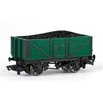 Bachmann 77029 HO Thomas & Friends Rolling Stock Coal Wagon w/Load