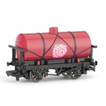 BAC77033 Bachmann Industries HO Raspberry Syrup Tanker 160-77033