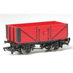 Bachmann 77037 HO Open Wagon Red 160-77037 BAC77037