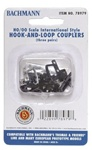 Bachmann 78979 HO Thomas & Friends Sodor Scenery Hook & Loop Couplers f/Thomas Equipment 3 Pairs