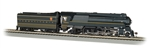 Bachmann 85302 HO Streamlined Class K4 4-6-2 Pacific Sound and DCC Pennsylvania 2665 stripes Futura Lettering 160-85302