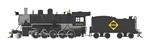Bachmann 85402 HO Baldwin 2-10-0 Russian Decapod WowSound and DCC Spectrum Erie #2478