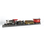 BAC90122 Bachmann Industries G Northwoods Logger Trn Set 160-90122
