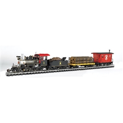Bachmann 90122 G North Woods Logger Train Set