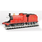 BAC91403 Bachmann Industries G James the Red Engine #5 160-91403