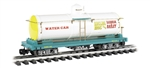 Bachmann 92712 G Ringling Bros. and Barnum & Bailey Rolling Stock Water Tank Car