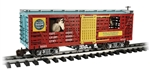 Bachmann 92719 G Annimated Horse Car 160-92719 BAC92719