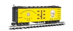 Bachmann 93265 G Wood Reefer Berkshire Brewing Co./Golden Spike