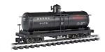 Bachmann 93471 G Tank Car Durango & Silverton #0474 Fire Prevention