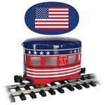 BAC96278 Bachmann Industries G Eggliner Independence Day 160-96278