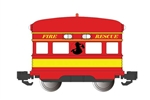 Bachmann 96287 G Eggliner Standard DC Fire Rescue 160-96287