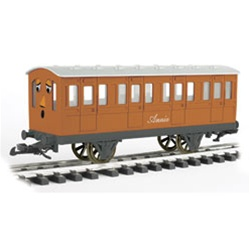 Bachmann 97001 G Annie The Coach Car Thomas & Friends Gold
