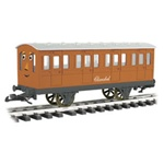 Bachmann 97002 G Thomas & Friends Rolling Stock Clarabel the Coach Car